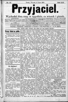 Przyjaciel : pismo dla ludu 1895 nr 53