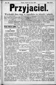Przyjaciel : pismo dla ludu 1895 nr 56