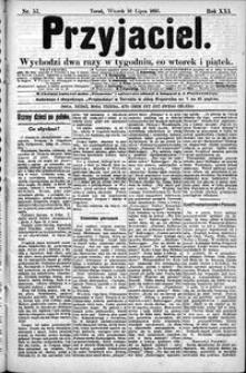 Przyjaciel : pismo dla ludu 1895 nr 57