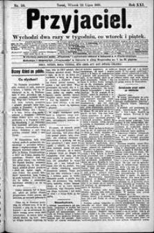 Przyjaciel : pismo dla ludu 1895 nr 59