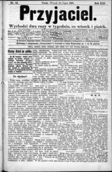 Przyjaciel : pismo dla ludu 1895 nr 61