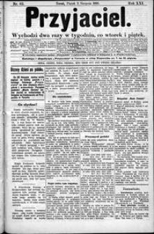 Przyjaciel : pismo dla ludu 1895 nr 62