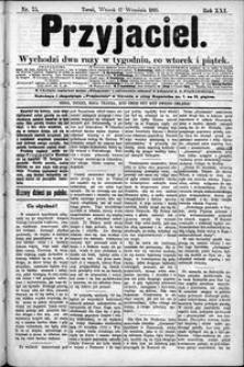 Przyjaciel : pismo dla ludu 1895 nr 75