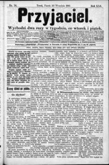 Przyjaciel : pismo dla ludu 1895 nr 76