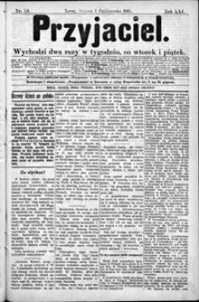 Przyjaciel : pismo dla ludu 1895 nr 79