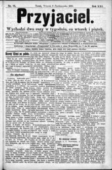Przyjaciel : pismo dla ludu 1895 nr 81