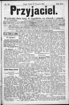 Przyjaciel : pismo dla ludu 1895 nr 92