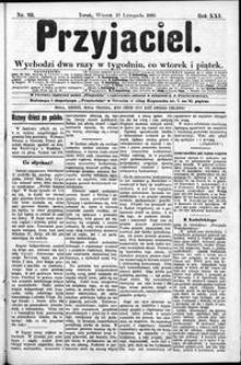 Przyjaciel : pismo dla ludu 1895 nr 93