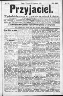 Przyjaciel : pismo dla ludu 1895 nr 95