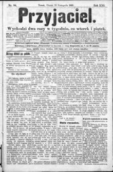 Przyjaciel : pismo dla ludu 1895 nr 96