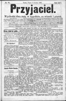 Przyjaciel : pismo dla ludu 1895 nr 98