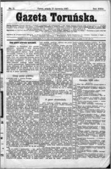 Gazeta Toruńska 1897, R. 31 nr 11