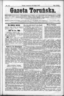 Gazeta Toruńska 1897, R. 31 nr 48