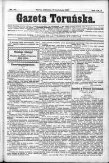 Gazeta Toruńska 1897, R. 31 nr 88