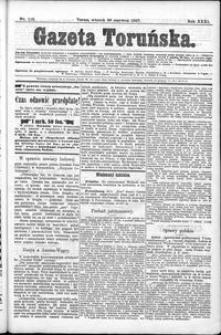 Gazeta Toruńska 1897, R. 31 nr 145