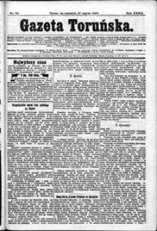 Gazeta Toruńska 1898, R. 32 nr 70 + dodatek