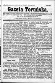 Gazeta Toruńska 1897, R. 31 nr 186