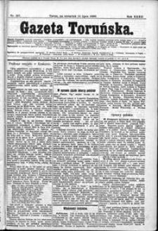 Gazeta Toruńska 1898, R. 32 nr 157