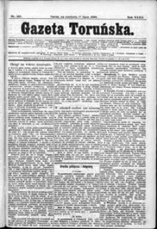 Gazeta Toruńska 1898, R. 32 nr 160
