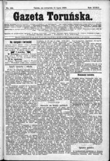 Gazeta Toruńska 1898, R. 32 nr 163
