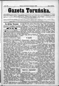 Gazeta Toruńska 1898, R. 32 nr 192