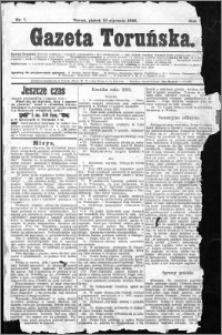 Gazeta Toruńska 1896, R. 30 nr 7