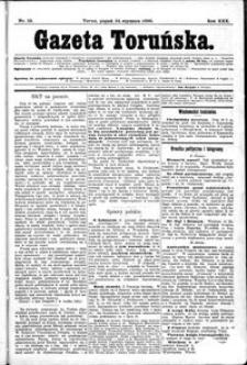 Gazeta Toruńska 1896, R. 30 nr 19