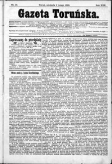 Gazeta Toruńska 1896, R. 30 nr 27