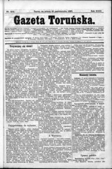 Gazeta Toruńska 1897, R. 31 nr 238