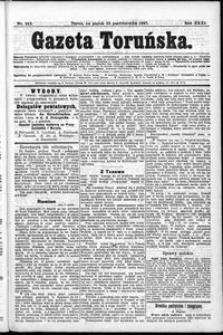 Gazeta Toruńska 1897, R. 31 nr 243