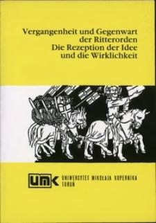 Ordines Militares - Colloquia Torunensia Historica 11