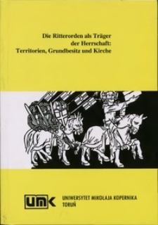 Ordines Militares - Colloquia Torunensia Historica 14