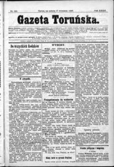 Gazeta Toruńska 1898, R. 32 nr 213