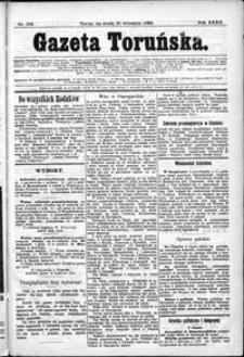 Gazeta Toruńska 1898, R. 32 nr 216