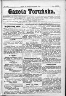 Gazeta Toruńska 1898, R. 32 nr 222