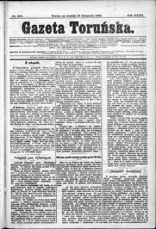 Gazeta Toruńska 1898, R. 32 nr 262