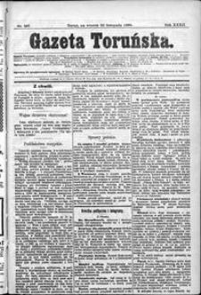 Gazeta Toruńska 1898, R. 32 nr 267