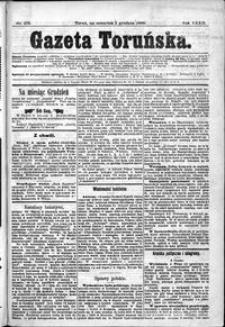 Gazeta Toruńska 1898, R. 32 nr 275