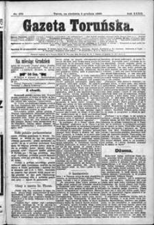 Gazeta Toruńska 1898, R. 32 nr 278