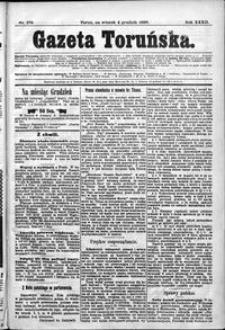 Gazeta Toruńska 1898, R. 32 nr 279