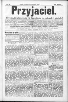 Przyjaciel : pismo dla ludu 1897 nr 6
