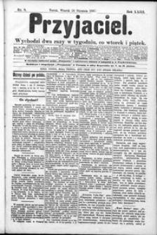 Przyjaciel : pismo dla ludu 1897 nr 8