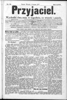 Przyjaciel : pismo dla ludu 1897 nr 10
