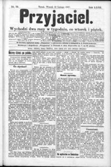 Przyjaciel : pismo dla ludu 1897 nr 14