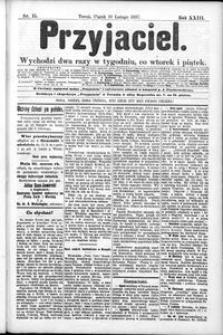 Przyjaciel : pismo dla ludu 1897 nr 15