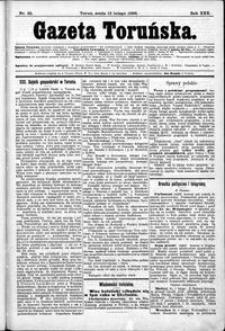 Gazeta Toruńska 1896, R. 30 nr 35