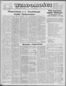 Wiadomości, R. 34 nr 32 (1741), 1979