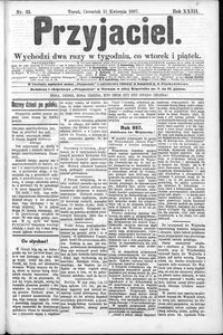 Przyjaciel : pismo dla ludu 1897 nr 31