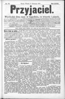 Przyjaciel : pismo dla ludu 1897 nr 34