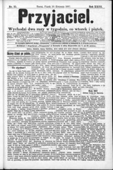 Przyjaciel : pismo dla ludu 1897 nr 35